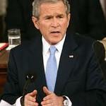 George W Bush (1946 -), my 10th cousin (maternal).